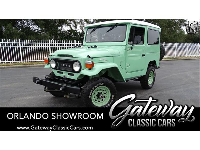 1968 Toyota Land Cruiser FJ40 (CC-1342431) for sale in O'Fallon, Illinois