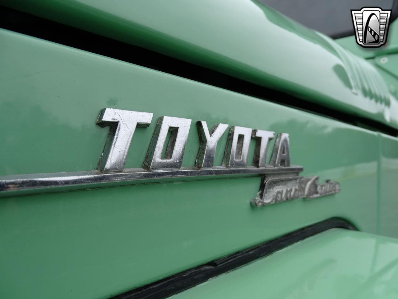1968 Toyota Land Cruiser FJ40 (CC-1342431) for sale in O'Fallon, Illinois