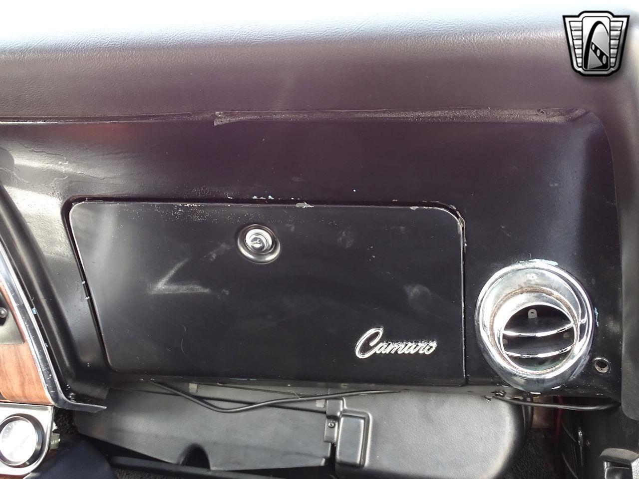 1968 Chevrolet Camaro (CC-1342432) for sale in O'Fallon, Illinois