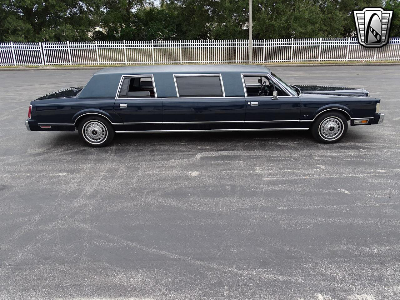 1988 Lincoln Town Car (CC-1342438) for sale in O'Fallon, Illinois