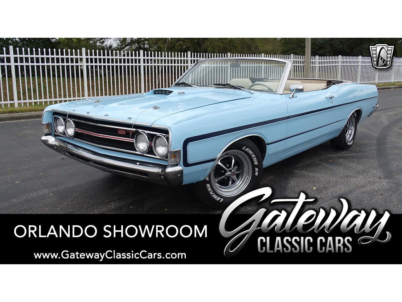 1969 Ford Torino (CC-1342451) for sale in O'Fallon, Illinois