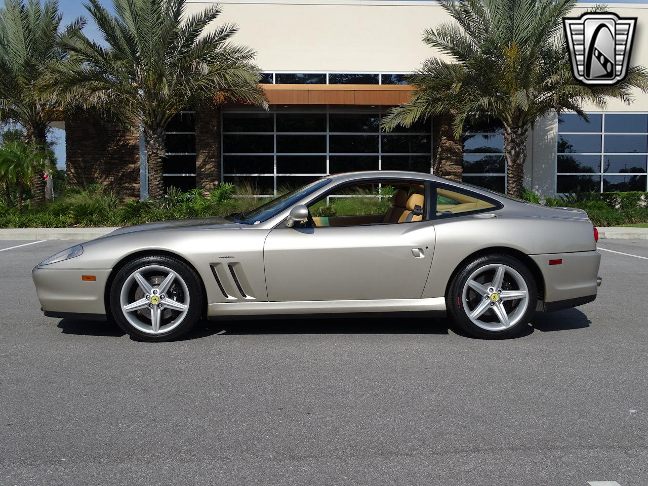 2003 Ferrari 575M Maranello (CC-1342452) for sale in O'Fallon, Illinois