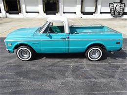 1972 Chevrolet C10 (CC-1342460) for sale in O'Fallon, Illinois