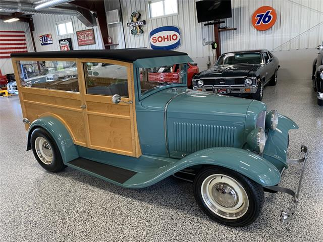 1931 Ford Woody Wagon (CC-1342461) for sale in Hamilton, Ohio