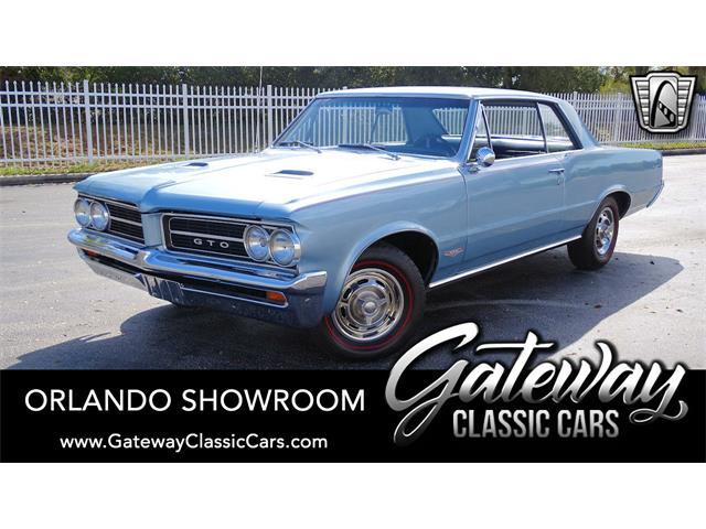 1964 Pontiac GTO (CC-1342463) for sale in O'Fallon, Illinois