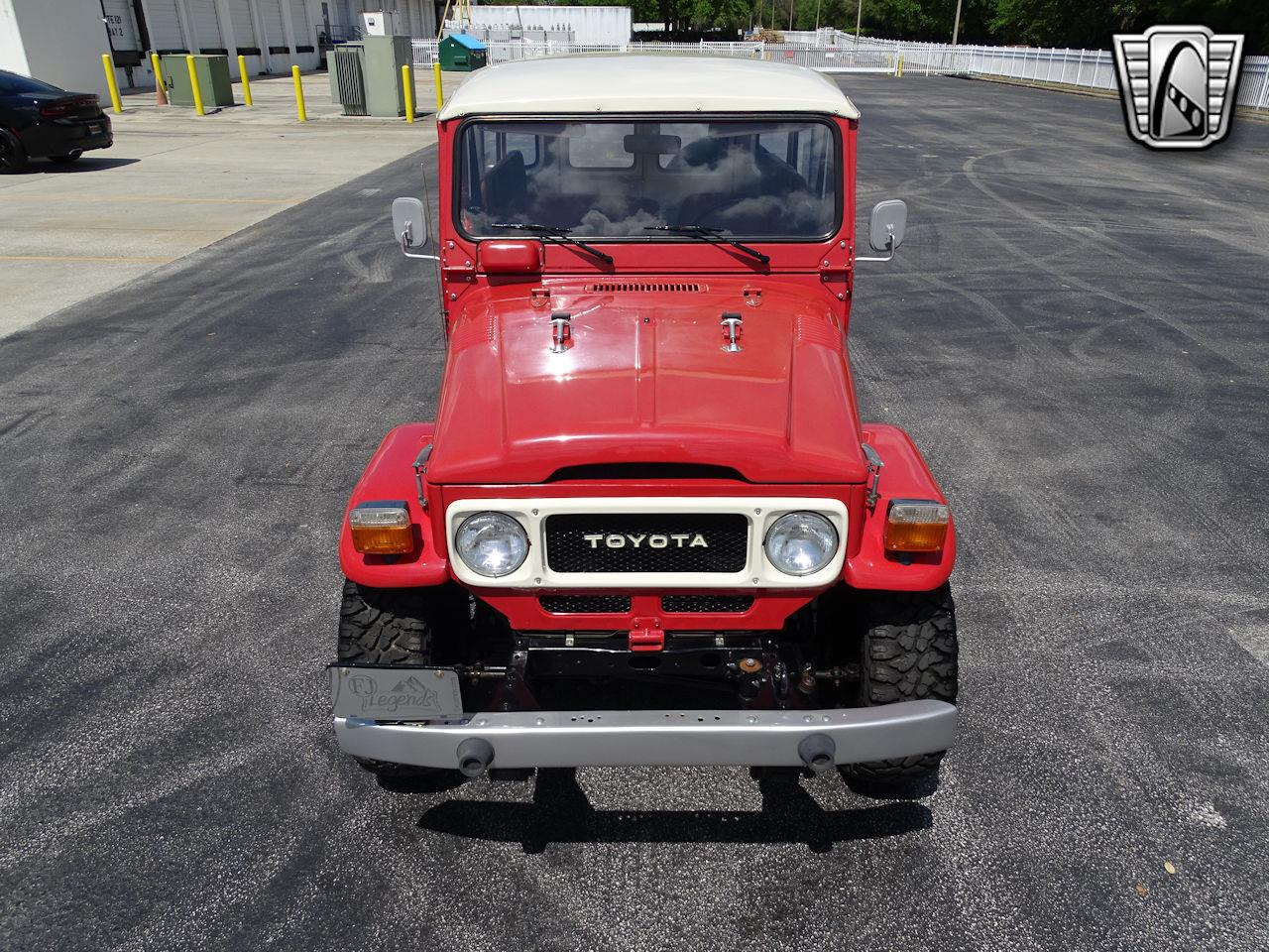 1981 Toyota Land Cruiser FJ (CC-1342472) for sale in O'Fallon, Illinois