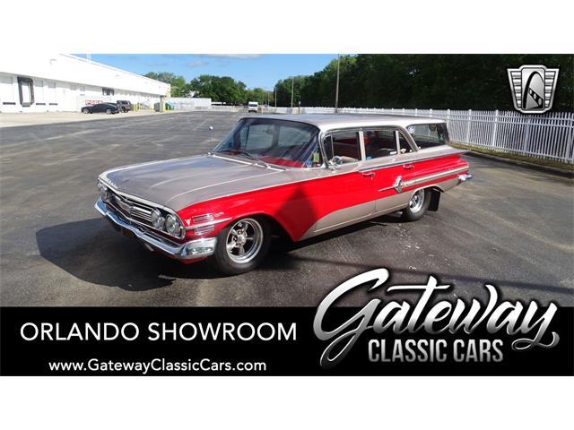 1960 Chevrolet Nomad (CC-1342474) for sale in O'Fallon, Illinois