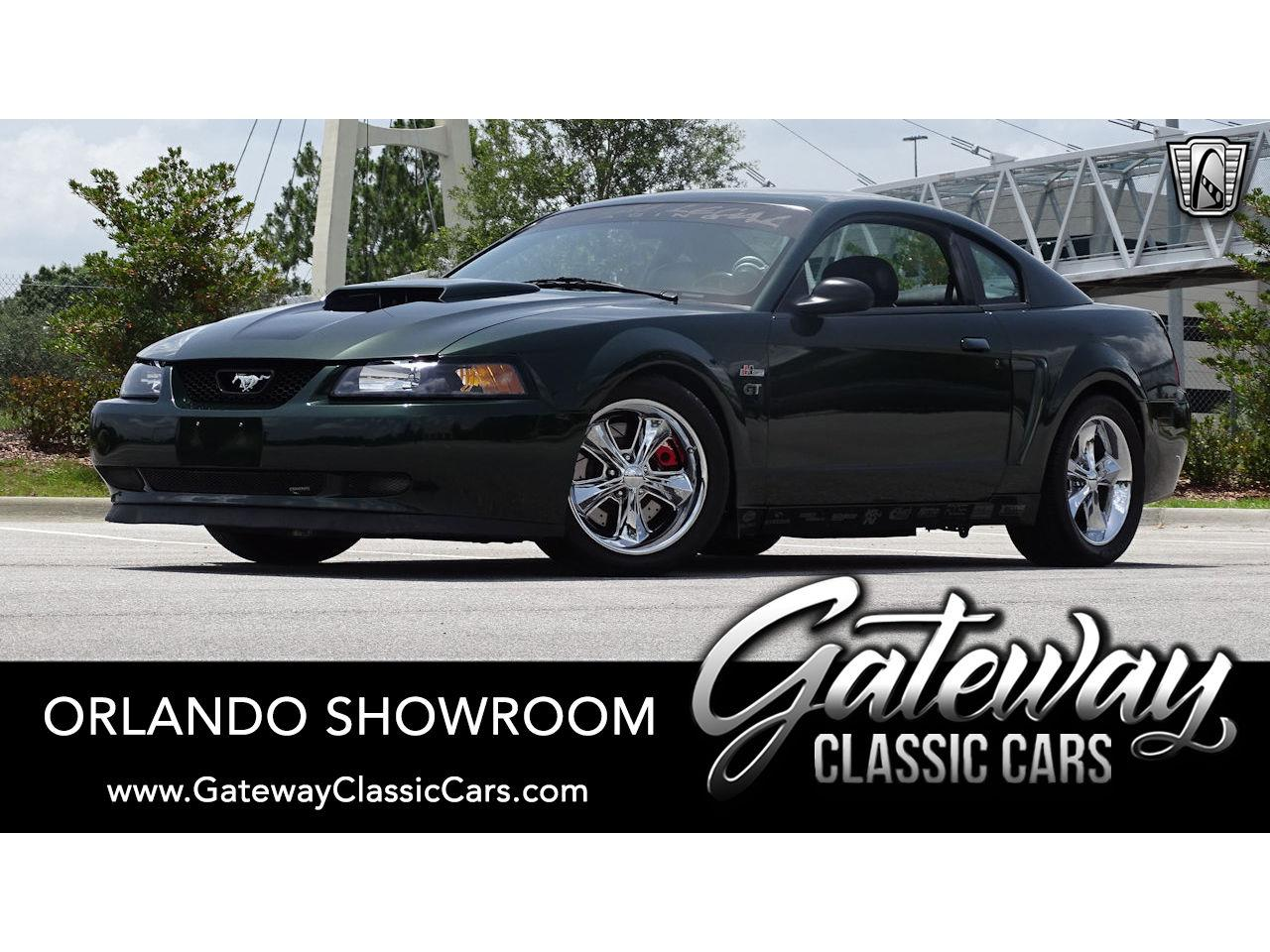 2001 Ford Mustang (CC-1342476) for sale in O'Fallon, Illinois