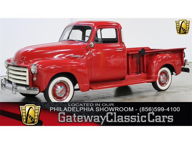 1951 GMC 5-Window Pickup (CC-1342495) for sale in O'Fallon, Illinois