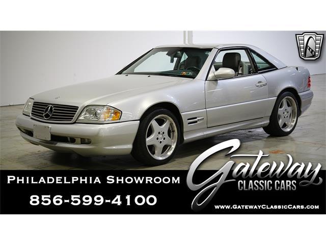 1999 Mercedes-Benz SL500 (CC-1342514) for sale in O'Fallon, Illinois