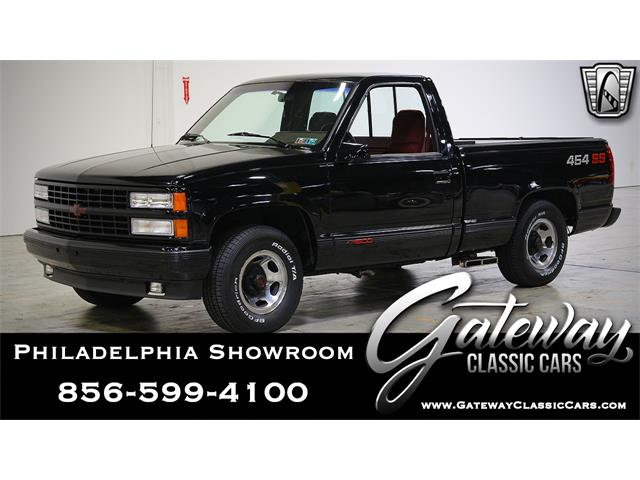 1990 Chevrolet 1500 (CC-1342524) for sale in O'Fallon, Illinois
