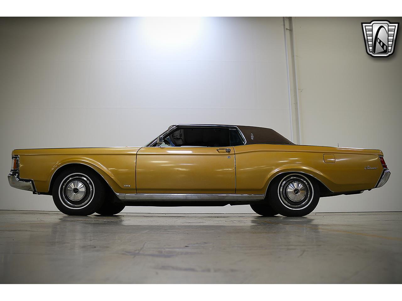 1971 Lincoln Continental (CC-1342532) for sale in O'Fallon, Illinois