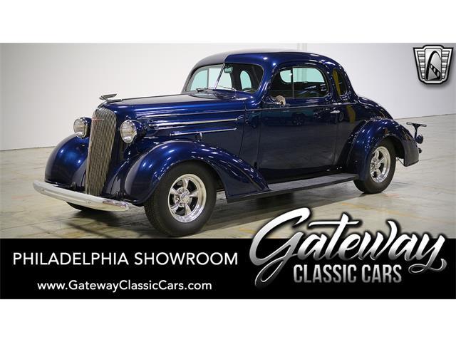 1936 Chevrolet Automobile