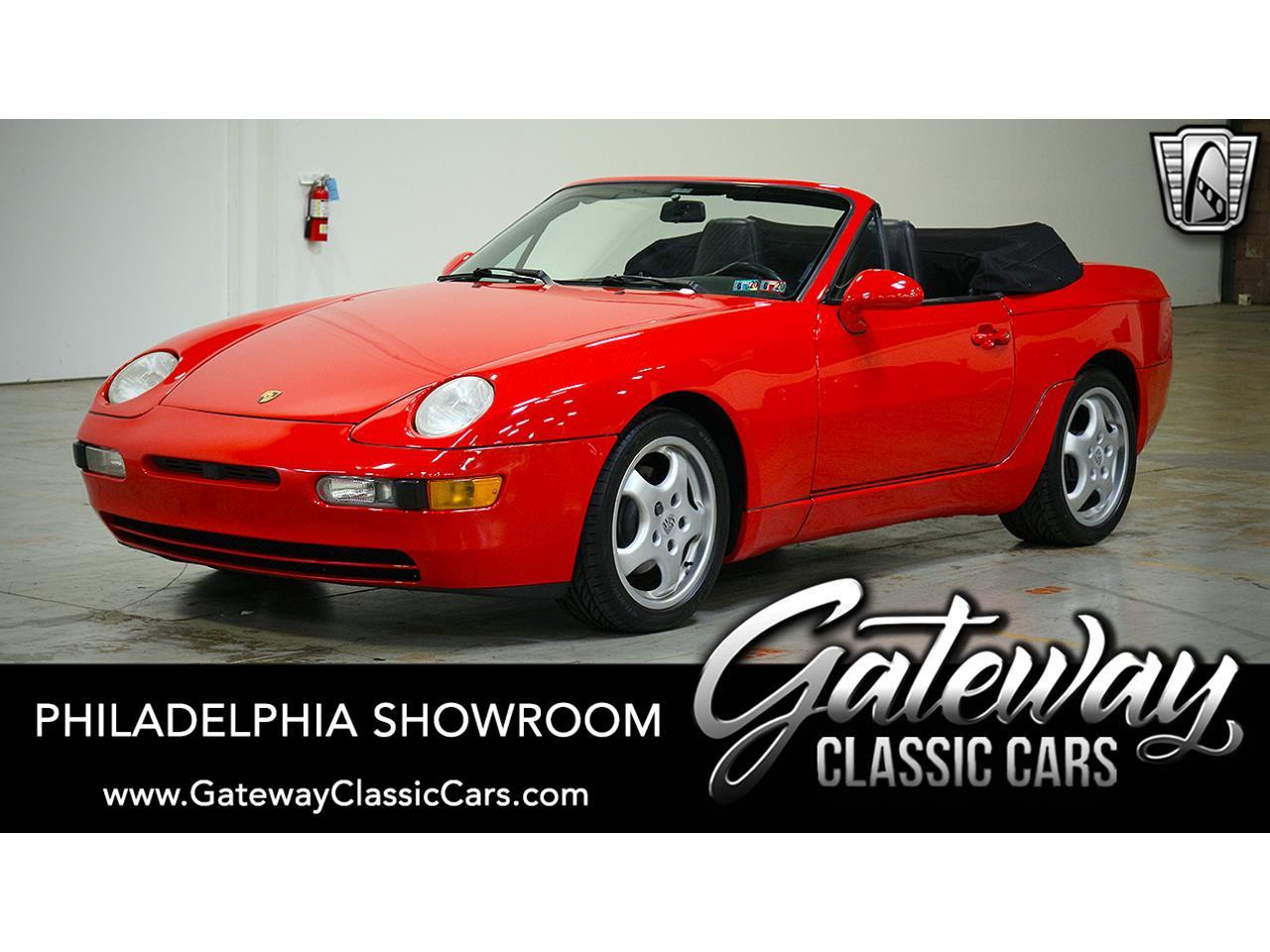 1993 Porsche 968 (CC-1342556) for sale in O'Fallon, Illinois