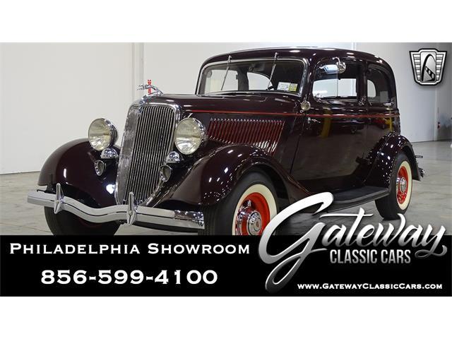 1934 Ford Victoria (CC-1342561) for sale in O'Fallon, Illinois