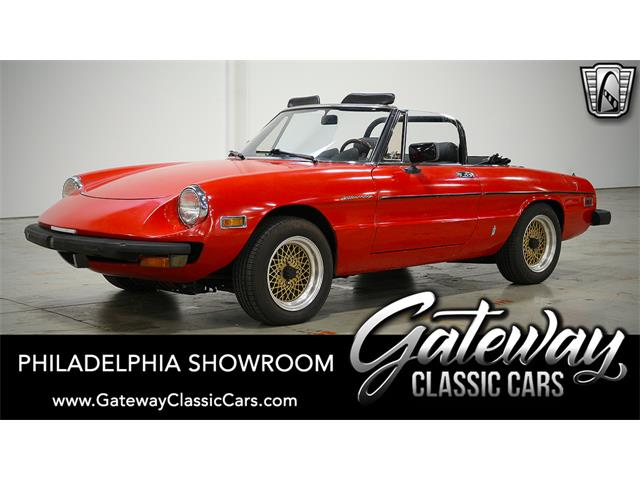 1979 Alfa Romeo Spider (CC-1342571) for sale in O'Fallon, Illinois