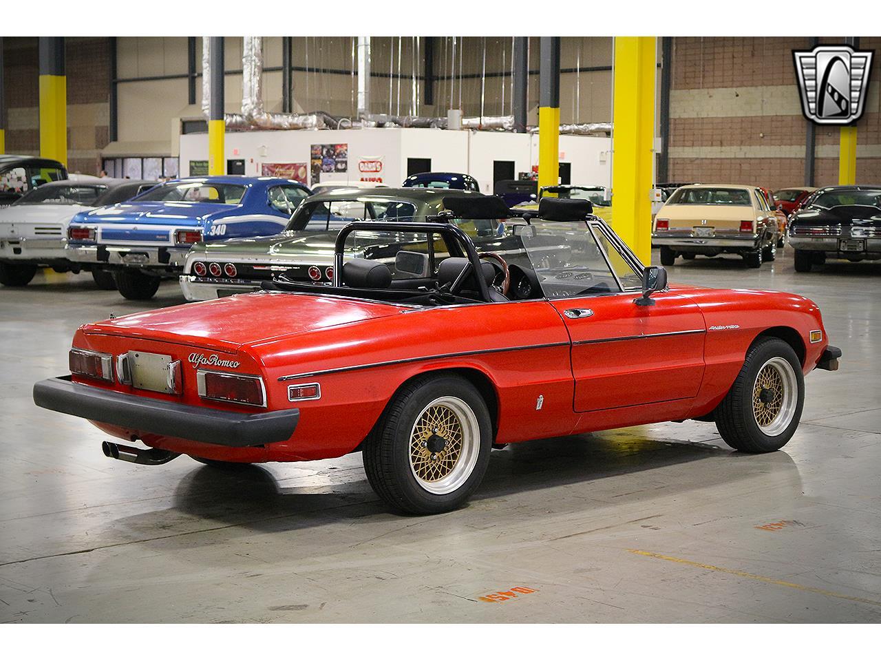 1979 Alfa Romeo Spider (CC-1342571) for sale in O'Fallon, Illinois
