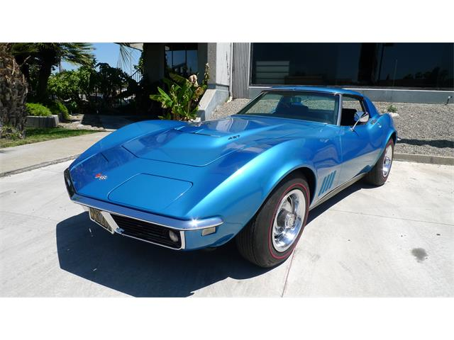 1968 Chevrolet Corvette (CC-1342609) for sale in Anaheim, California