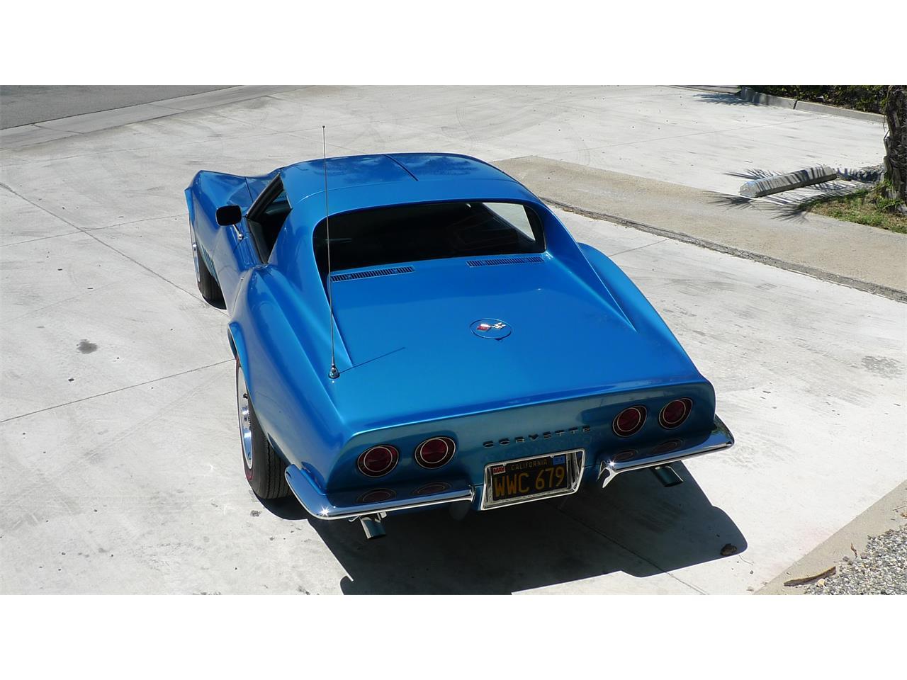 1968 Chevrolet Corvette (CC-1342609) for sale in Anaheim, California
