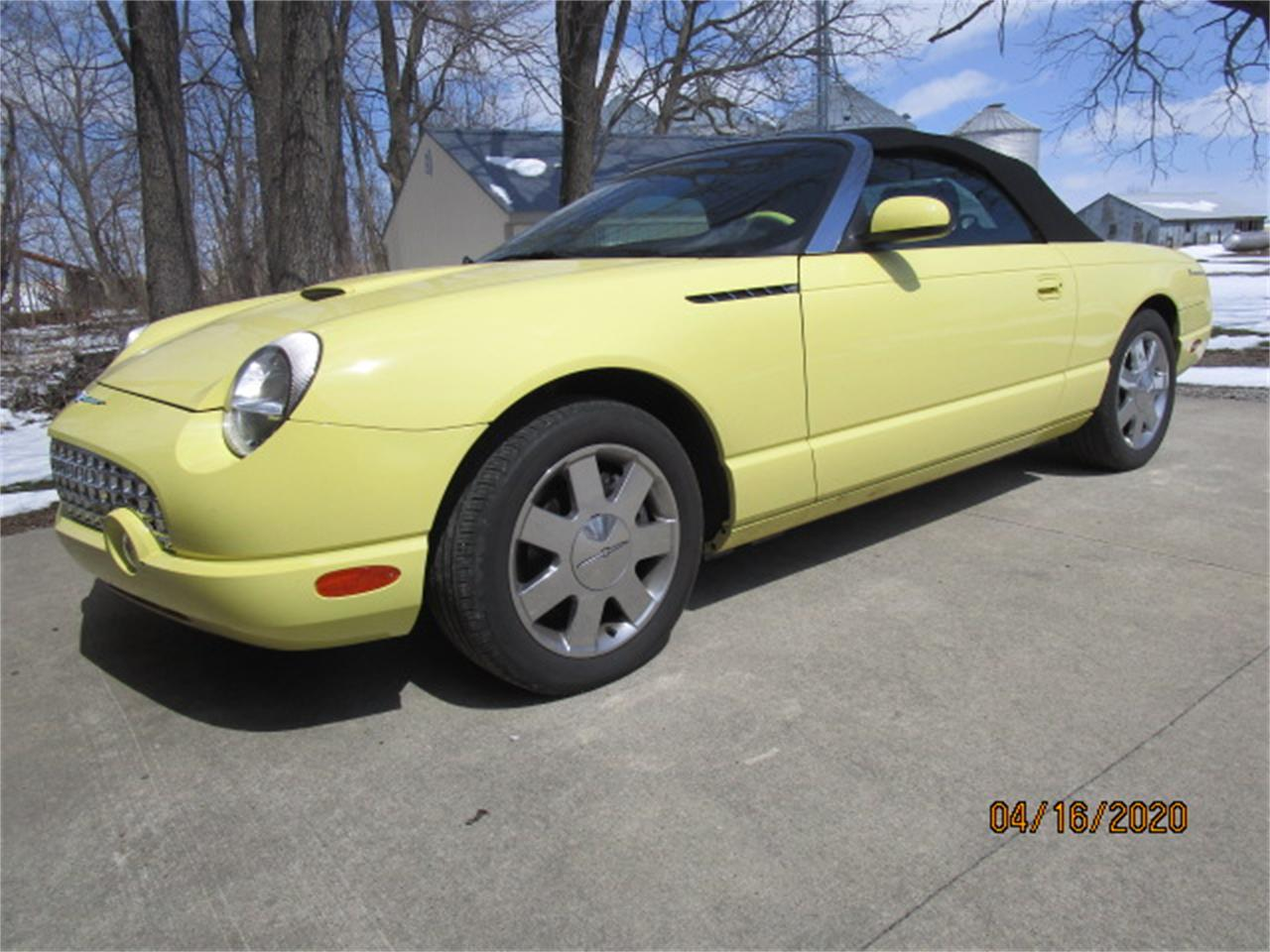 2002 Ford Thunderbird (CC-1340261) for sale in Dodge Center, Minnesota