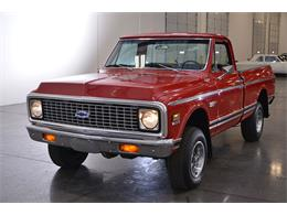 1972 Chevrolet K-10 (CC-1342652) for sale in O'Fallon, Illinois