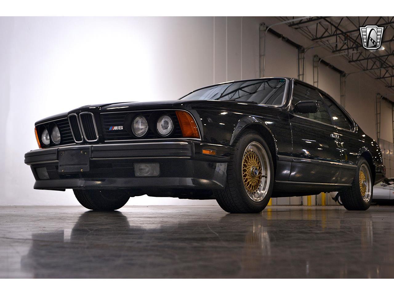 1988 BMW M6 (CC-1342657) for sale in O'Fallon, Illinois