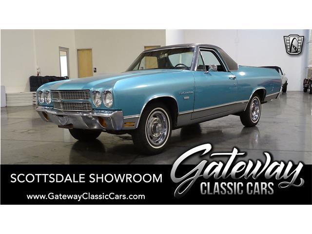 1970 Chevrolet El Camino (CC-1342679) for sale in O'Fallon, Illinois