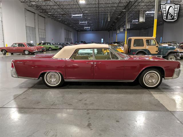 1964 Lincoln Continental (CC-1342680) for sale in O'Fallon, Illinois