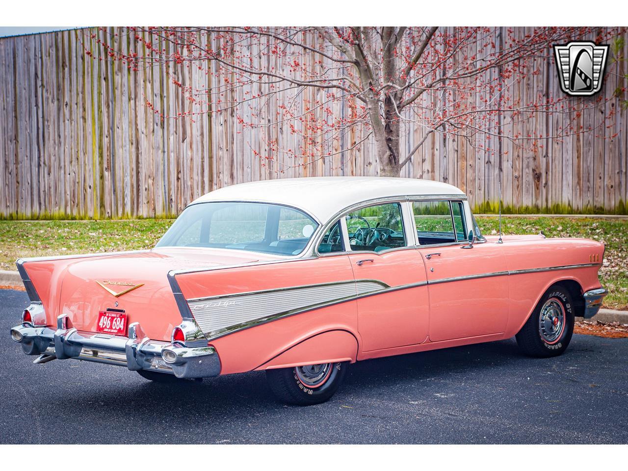 1957 Chevrolet Bel Air (CC-1342722) for sale in O'Fallon, Illinois