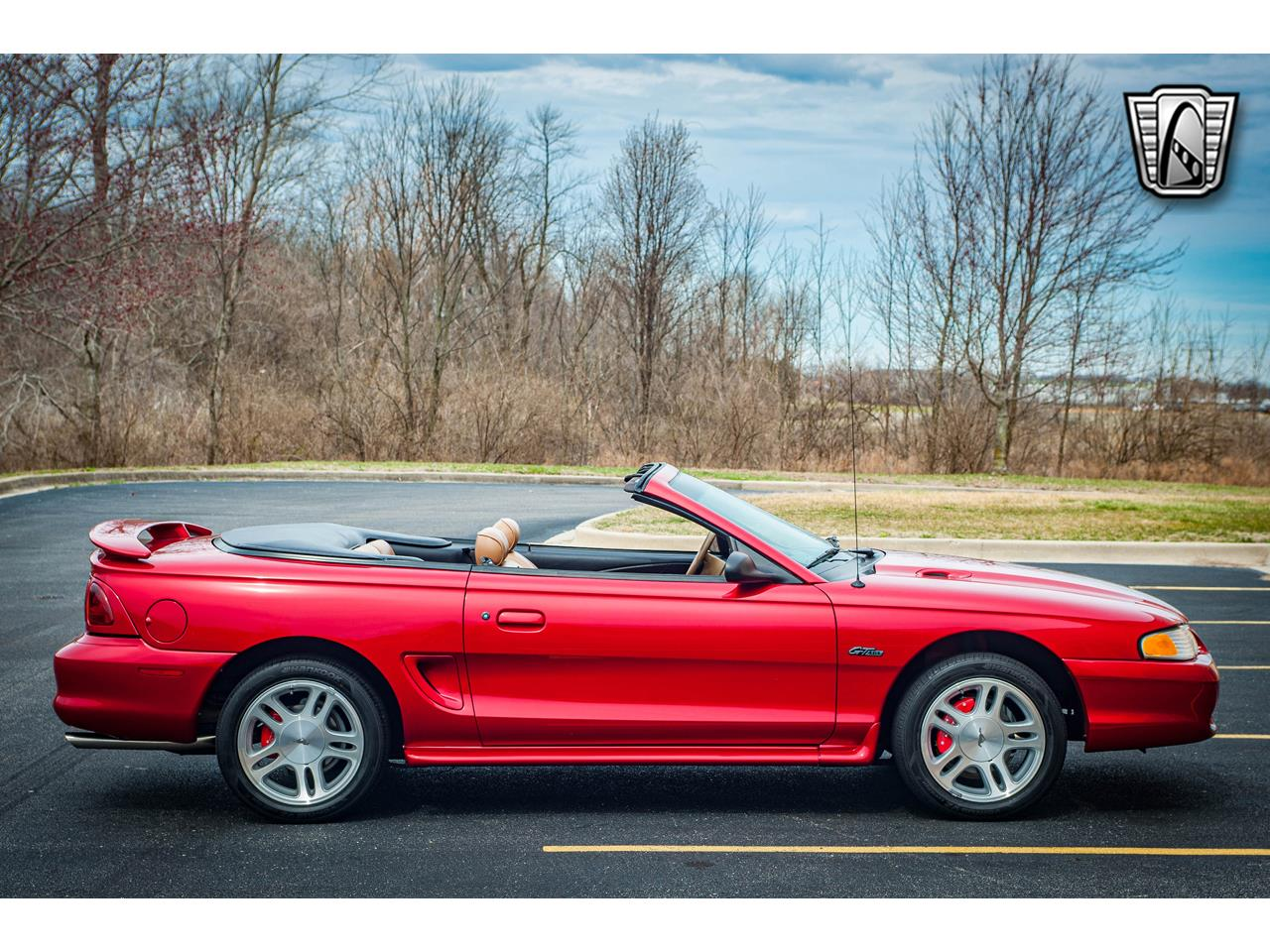 1996 Ford Mustang (CC-1342724) for sale in O'Fallon, Illinois