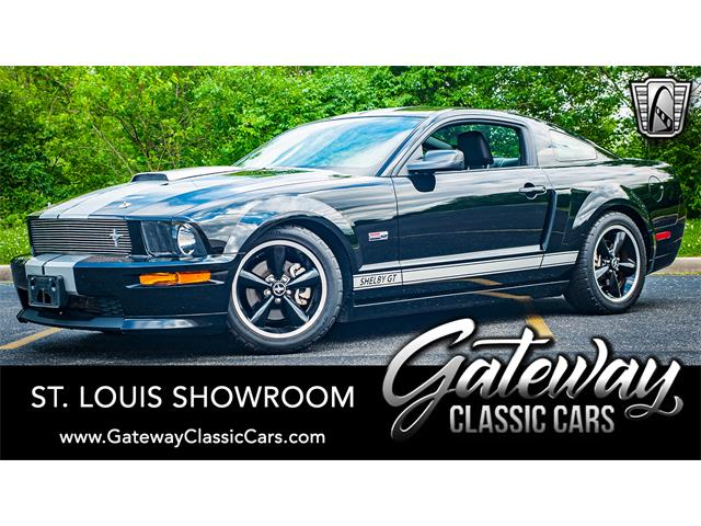2007 Ford Mustang (CC-1342731) for sale in O'Fallon, Illinois