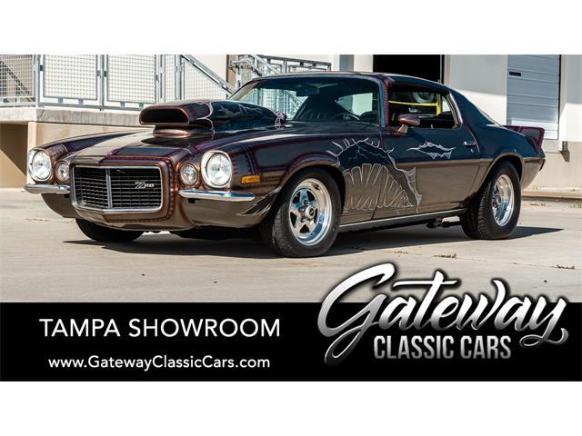 1972 Chevrolet Camaro (CC-1342735) for sale in O'Fallon, Illinois