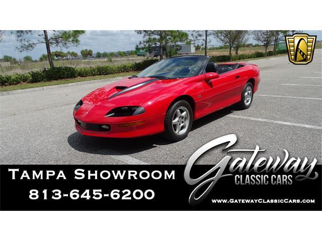 1996 Chevrolet Camaro (CC-1342743) for sale in O'Fallon, Illinois