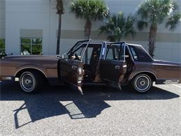 1988 Lincoln Town Car (CC-1342755) for sale in O'Fallon, Illinois
