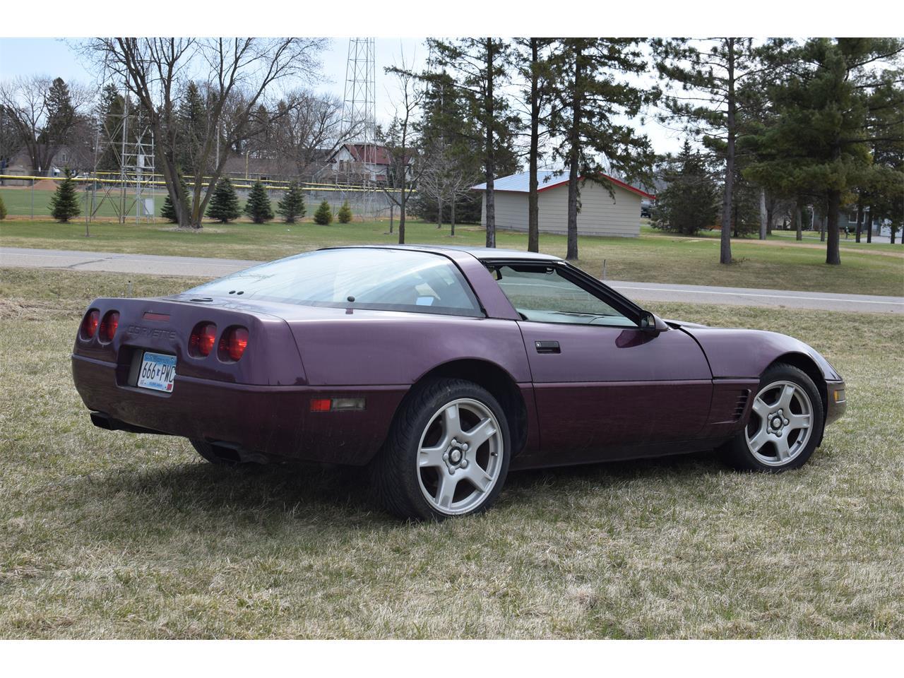 1996 Chevrolet Corvette (CC-1340276) for sale in Watertown, Minnesota