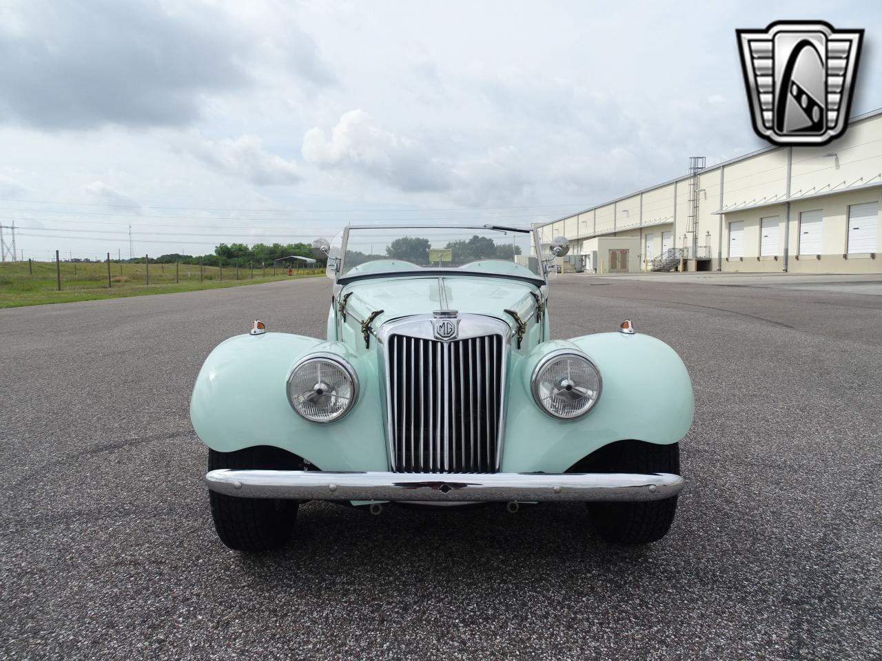 1954 MG TF (CC-1342785) for sale in O'Fallon, Illinois