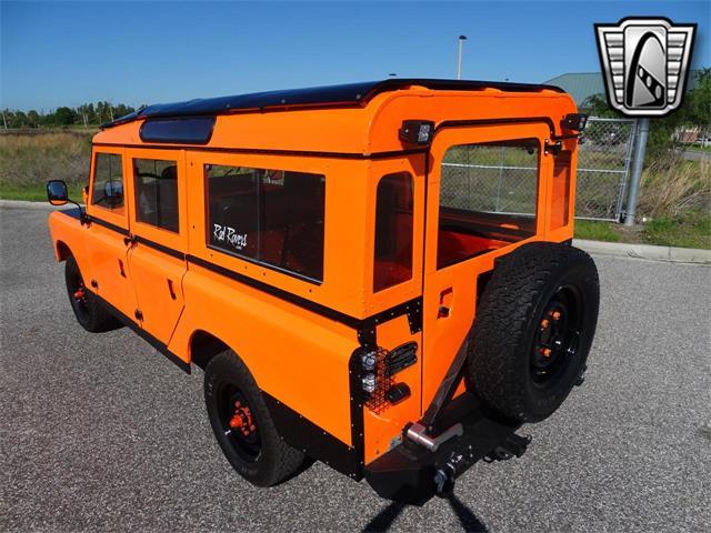 1970 Land Rover Series IIA (CC-1342790) for sale in O'Fallon, Illinois
