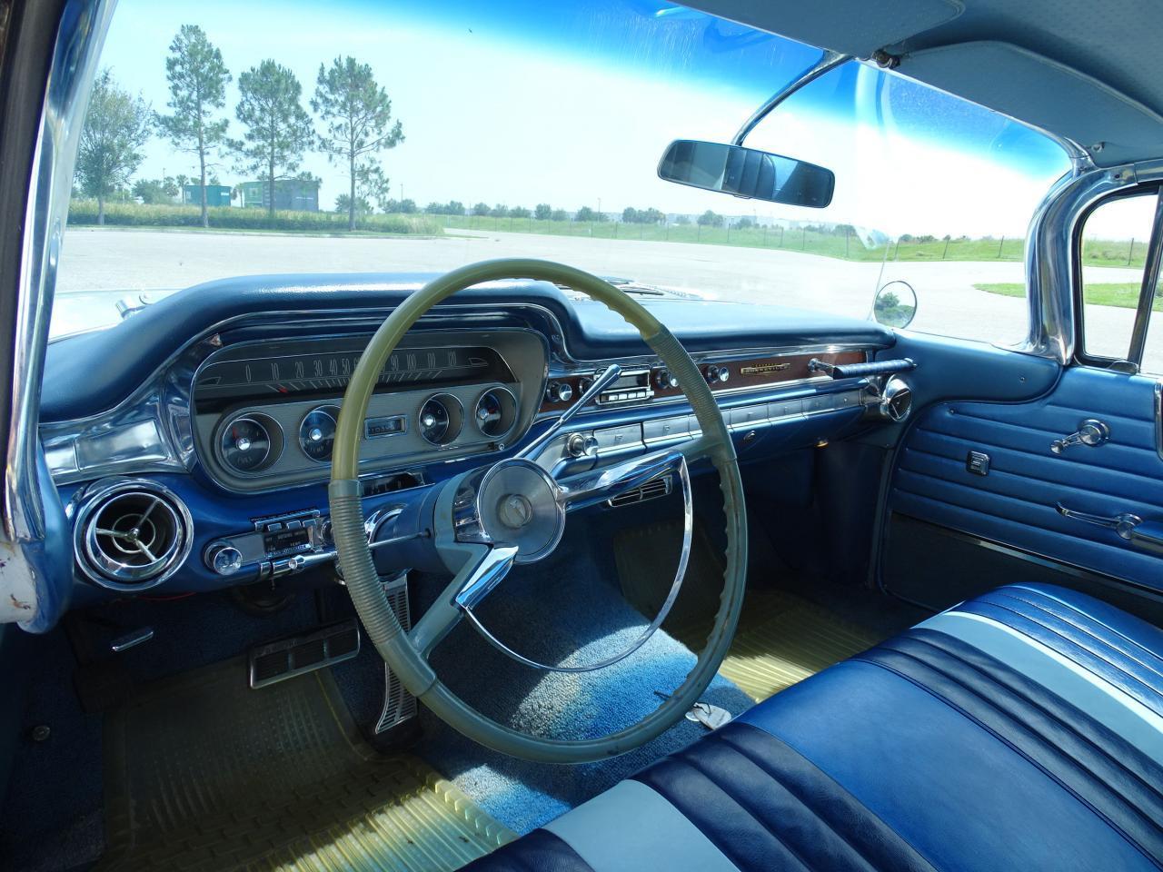 1960 Pontiac Bonneville (CC-1342798) for sale in O'Fallon, Illinois