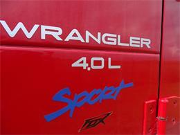 1997 Jeep Wrangler (CC-1342812) for sale in O'Fallon, Illinois