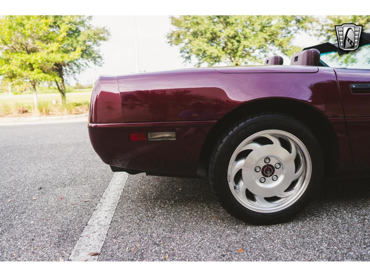 1993 Chevrolet Corvette (CC-1342822) for sale in O'Fallon, Illinois