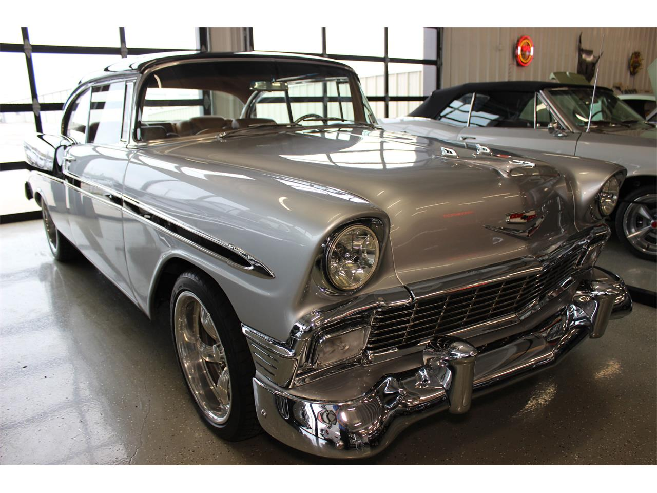 1956 Chevrolet Bel Air (CC-1340285) for sale in Fort Worth, Texas