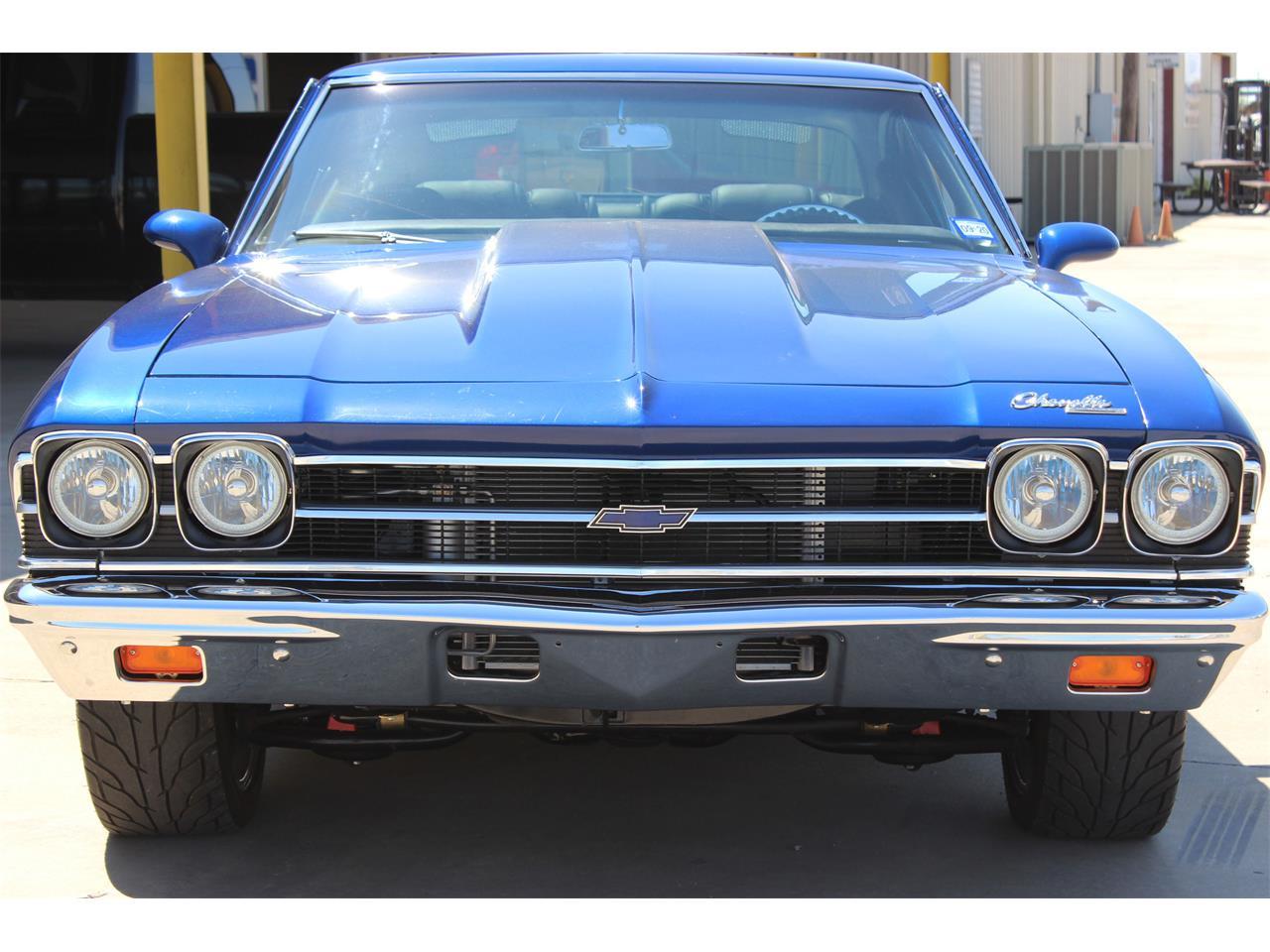 1968 Chevrolet Chevelle Malibu (CC-1340286) for sale in Fort Worth, Texas