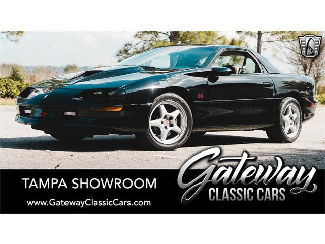 1997 Chevrolet Camaro (CC-1342873) for sale in O'Fallon, Illinois