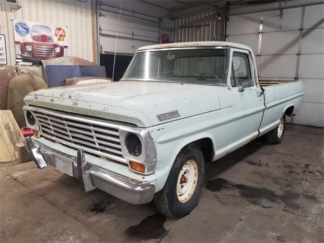 1967 Ford F100 (CC-1342924) for sale in Thief River Falls, Minnesota