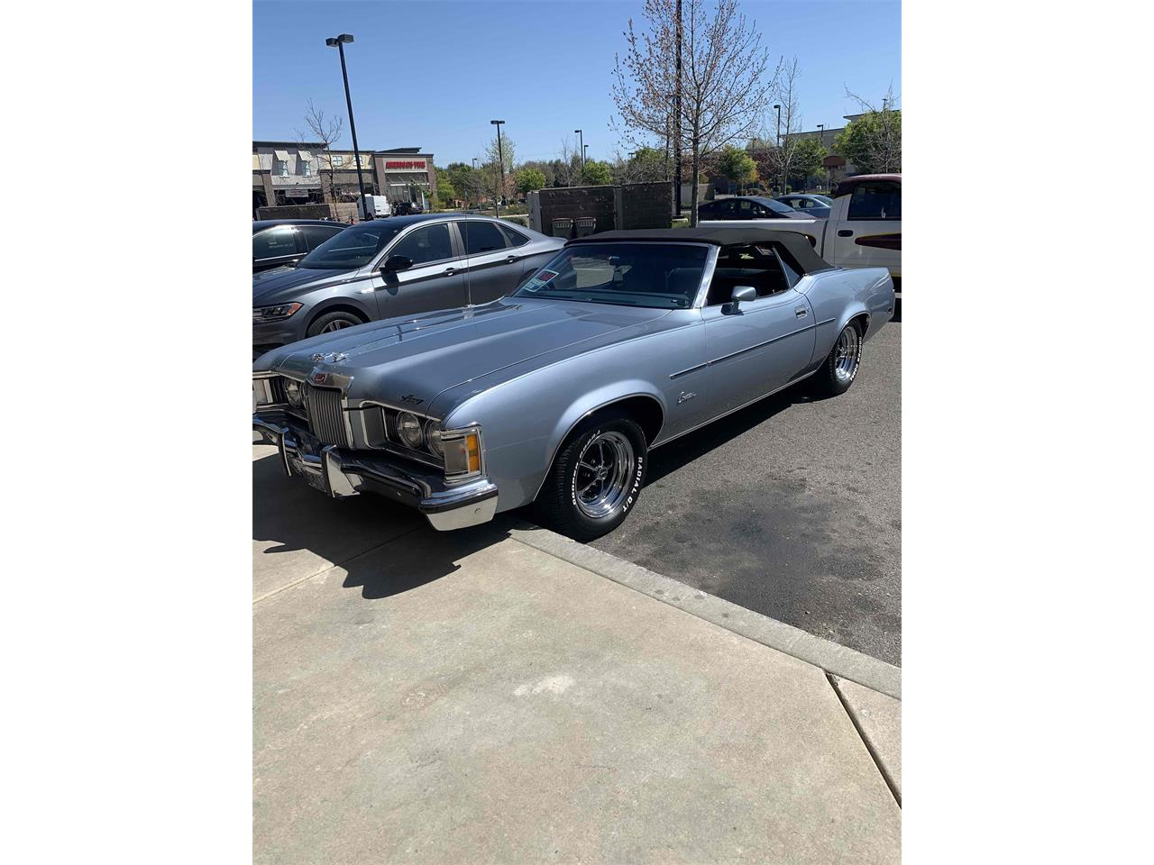 1973 Mercury Cougar (CC-1340293) for sale in Sacramento, California