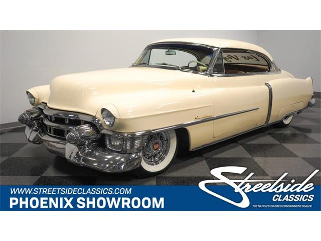 1953 Cadillac Series 62 (CC-1342940) for sale in Mesa, Arizona