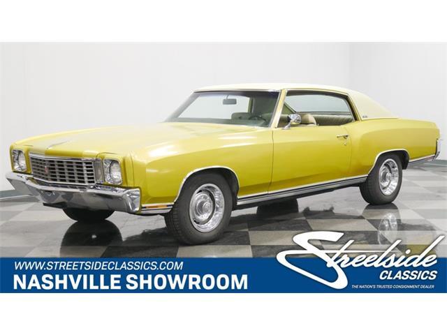 1972 Chevrolet Monte Carlo (CC-1342954) for sale in Lavergne, Tennessee