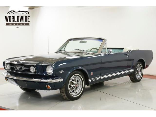 1966 Ford Mustang GT (CC-1342957) for sale in Denver , Colorado