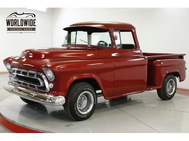 1958 Chevrolet Apache (CC-1342960) for sale in Denver , Colorado