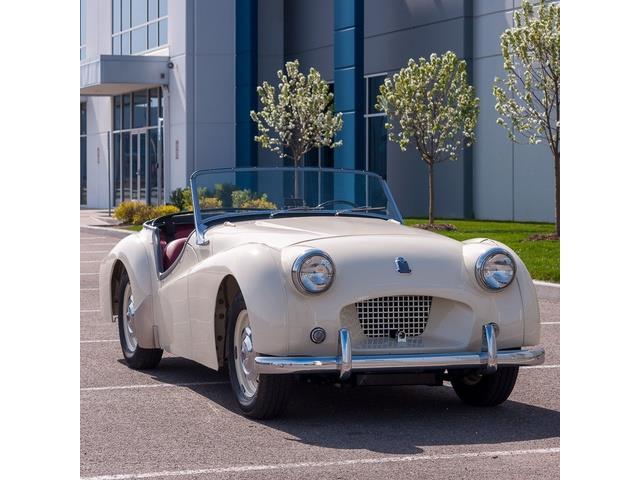 1954 Triumph TR2 (CC-1342968) for sale in St. Louis, Missouri